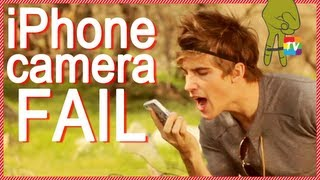 Joey Graceffa iPhone Camera Fail