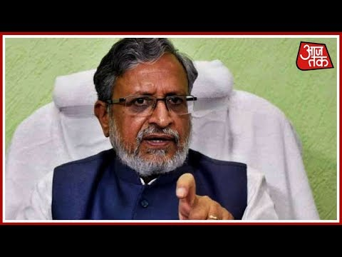 Sushil Modi 'Appeals' To Criminals To Refrain From Any Malicious Activities During Pitra Paksha