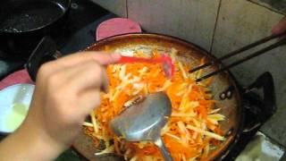 Pham Ngoc Anh cooking show 17