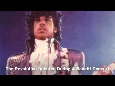 Prince Debuts Backing Band The Revolution (august 3, 1983) video