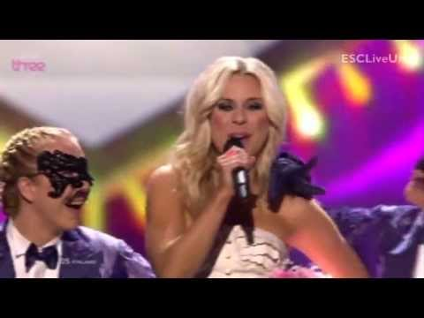 "[BBC] Eurovision 2013 (Semi Final 2): Finland: Krista Siegfrids - ""Marry Me"""