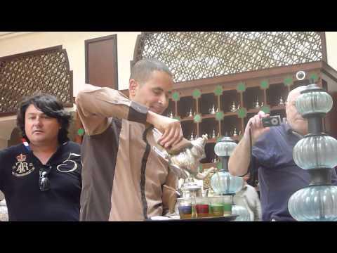 08 Mazagan Beach Resort | Tea Ceremony - Morocco Travel - Vacation, Tourism, Holidays [HD]