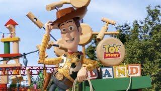 'Toy Story Land: Reunited' - Walt Disney World TV Commercial Full Version