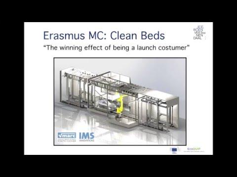 EcoQUIP   The Innovation Procurement Journey (Part 2) Presentation at Erasmus MC