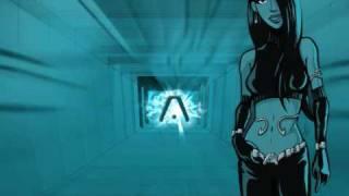 Watch Aaliyah Loose Rap video