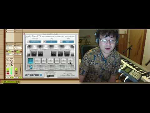 Auto-Tune EFX - See how it works!