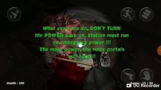 Juego portal of doom parte 2