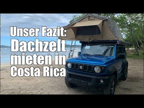 Dachzelt mieten in Costa Rica | Alles was du wissen musst für dein Road Trip Abenteuer