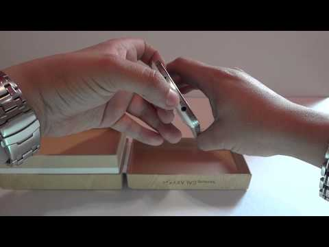 Unboxing Galaxy S4 i9500