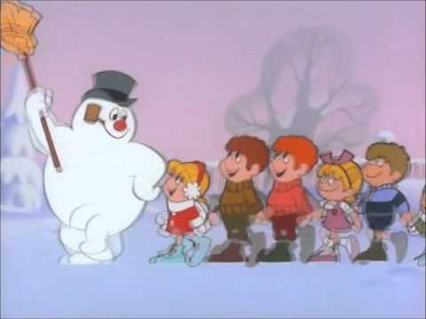 Cmv: Frosty The Snowman (jimmy Durante) video