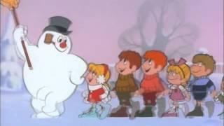 Cmv Frosty The Snowman Jimmy Durante