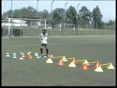 Soccer training for kids talent Hungary