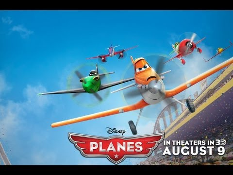 Movie Trailers - Planes - Movie Clip - Take Flight