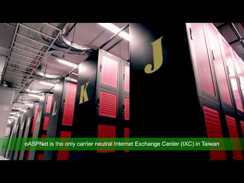 eASPNet's IXC/Carrier-Neutral Data Center