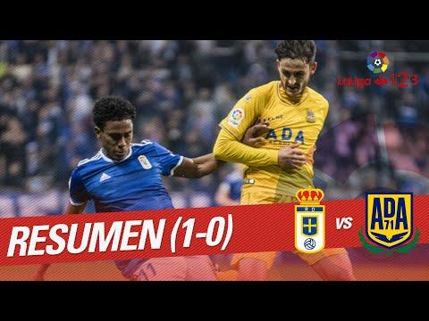 Resumen de Real Oviedo vs AD Alcorcón (1-0)