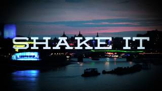 DOC WALKER - SHAKE IT LIKE IT'S SATURDAY NIGHT (LYRIC VIDEO)