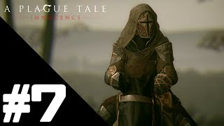 A Plague Tale: Innocence Walkthrough Gameplay Part 7 – PS4 1080p Full HD No Commentary