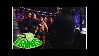 McGregor fight EXPLAINED: Why did Khabib 'friends' attack Conor McGregor at UFC 229?