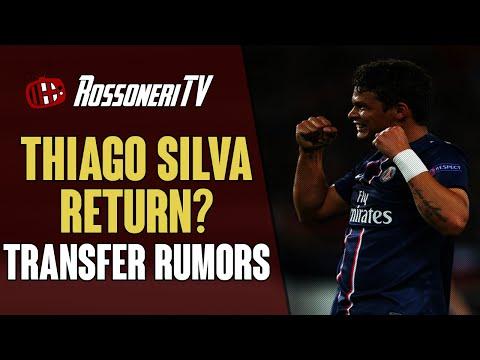 THIAGO SILVA RETURN? | AC Milan Transfer Rumors | (02/12/2014)