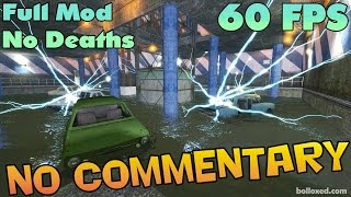 Half-Life 2: MONOXIDE - Full Walkthrough 【NO Commentary】