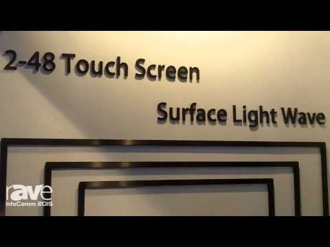 InfoComm 2015: TimeLink Showcases Plug and Play Multitouch Screen