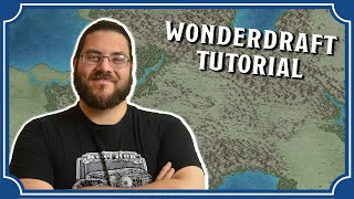 How to Make Maps With Wonderdraft | Tutorial