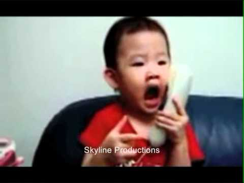 Videos de risa, Platica entre bebés...