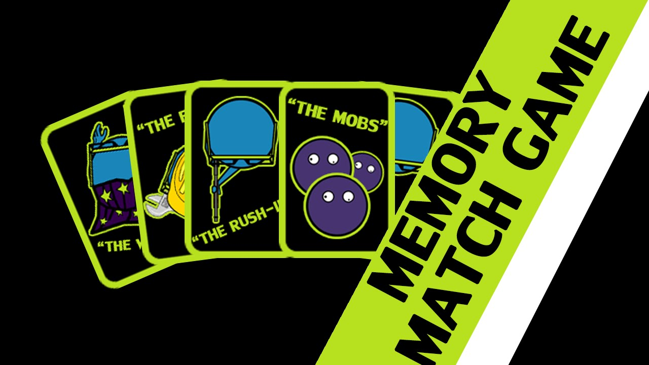 Memory Match Card Game Pic a Memory Match Card Game