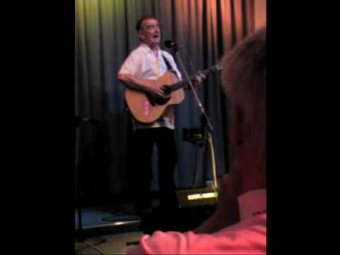 Martin Carthy performs the song Willie's Lady at Watford Folk Club on 18th June 2010