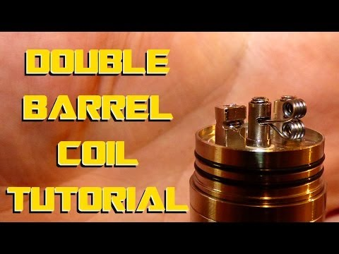 Double Barrel coil Build Tutorial - How to