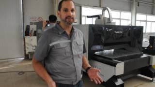 Дилер из Мексики рассказать о станках на заводе TigerTec/ Вы будете интересовать