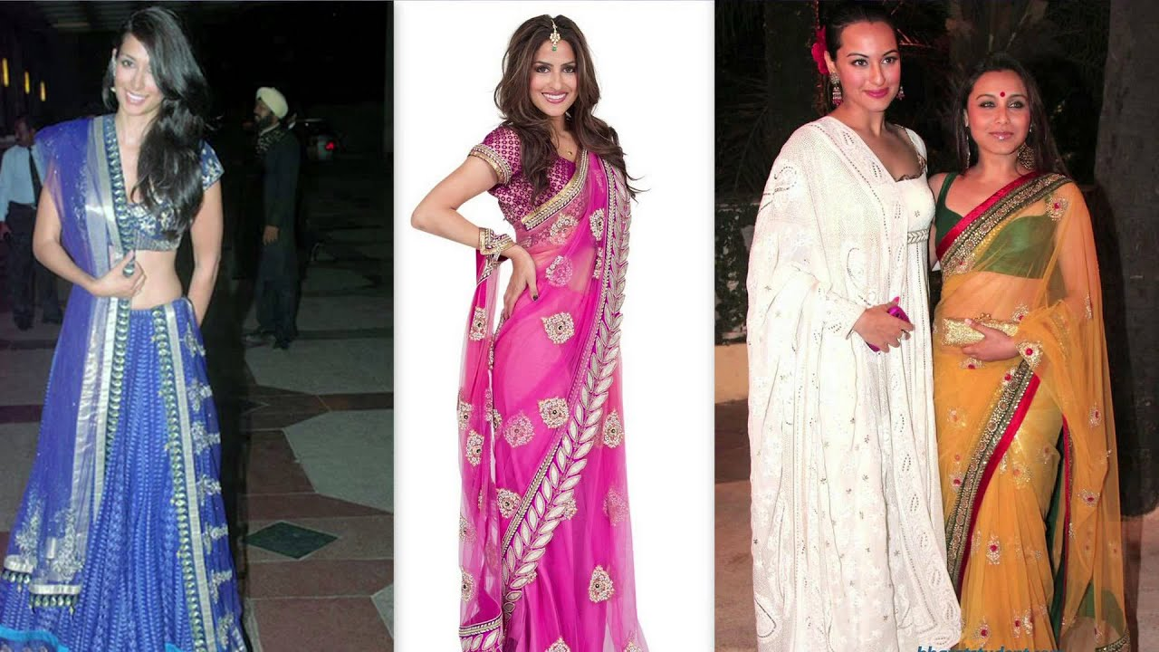 Fashion Tips On How To Dress For An Indian Wedding
