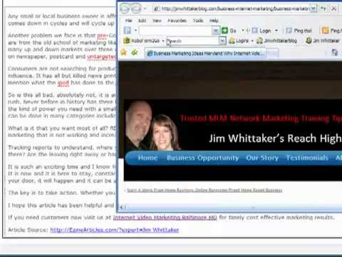 0 How To Improve Your Article Marketing Campaigns Article Submission Software
