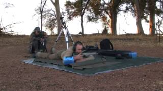 EXTREME LONG RANGE SHOOTING (3000 yards) .338 Lapua