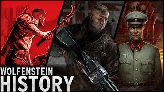 History of - Wolfenstein (1981-2015)