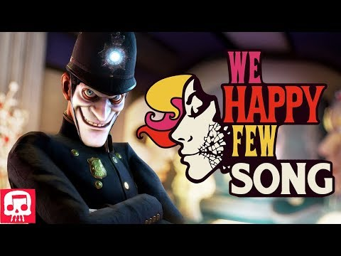 """WE HAPPY FEW SONG by JT Music - """"Anytime You Smile"""""""