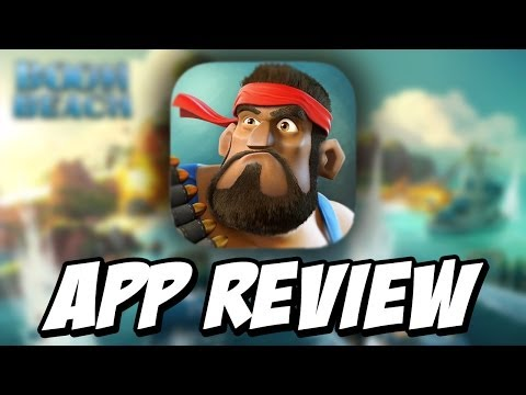 BOOM BEACH - APP REVIEW (iOS / Android)