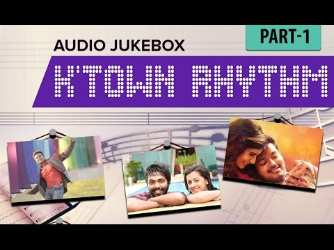 K' Town Rhythm | Audio Jukebox | Part 1 | Full Songs
