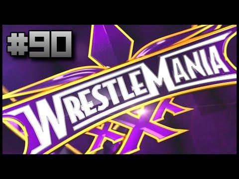 Wwe 2k15 | Universe Mode - 'wrestlemania !' (part 1) | #90 video