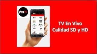 PlayTV / TV en calidad SD y HD / Android
