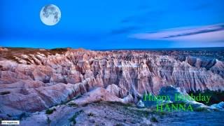 Hanna  Nature & Naturaleza - Happy Birthday