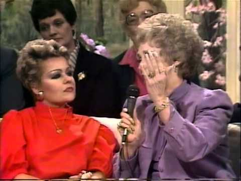 PTL Club: Jim Surprises Tammy Faye on her 40th Birthday