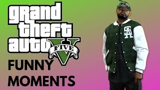 GTA 5 online funny moments - new office/robbery/masterbation melody (camsclan) CD56 & EM21