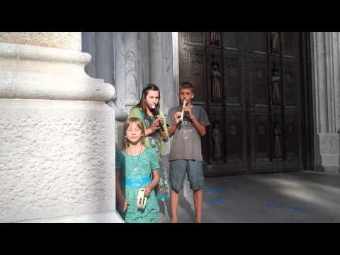 Children Medieval Band - vacations are too short