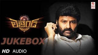 ► Legend Movie Audio Songs I Legend  Jukebox I Legend Full Songs HD | Balakrishana, Jagapathi Babu