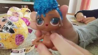 Apriamo insieme le LOL surprise confetti pop wawe 2 (prima parte)😍😍😍😍💖