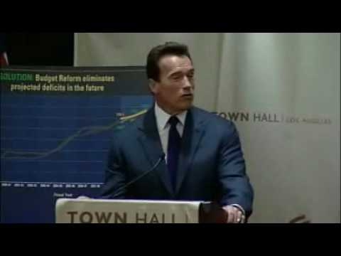 Governor Participates in Town Hall Budget Discussion in L.A.
