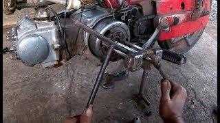 Cara Melepas Magnet Motor (puller handmade).