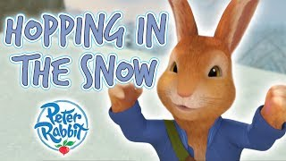Peter Rabbit - Hopping in the Snow | Winter Tales