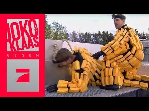 Download Das große Pro7 Schwamm-Spektakel | Spiel 5 | Joko & Klaas gegen ProSieben Mp4 baru